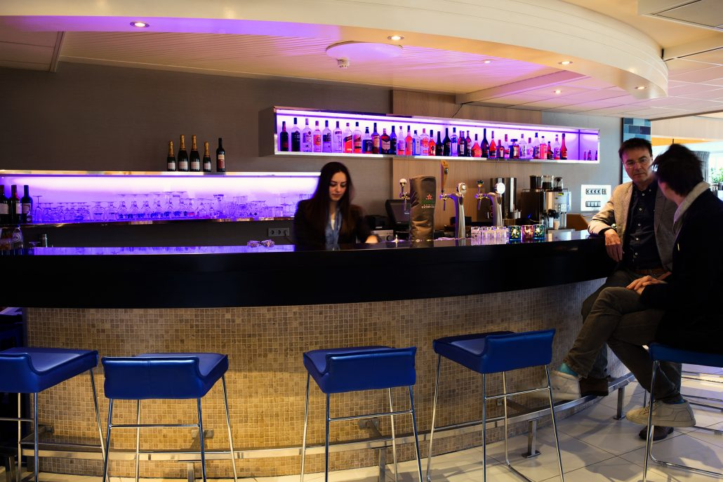 Novotel Maastricht Bar zakelijke fotografie