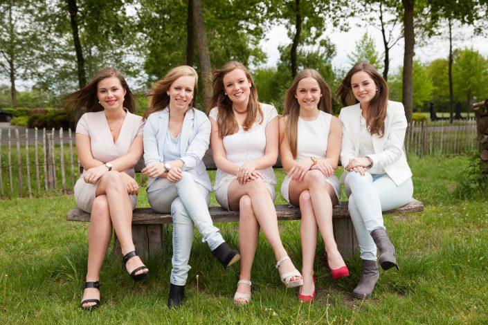 groepsfoto meisjes