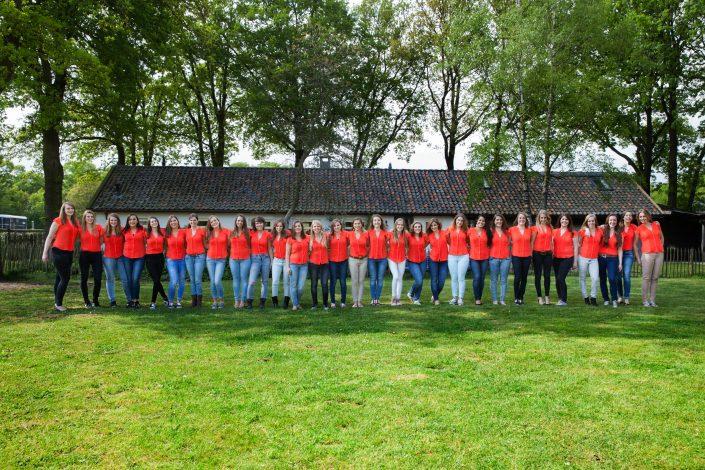 groepsfoto studentenvereniging
