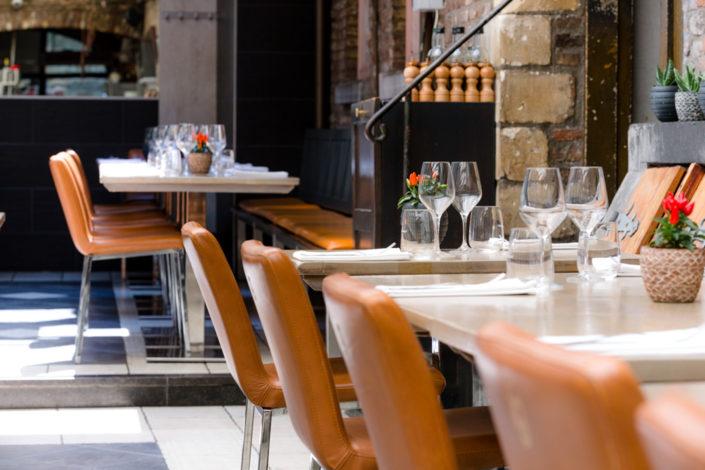 Il Giardino Italiaans restaurant Maastricht