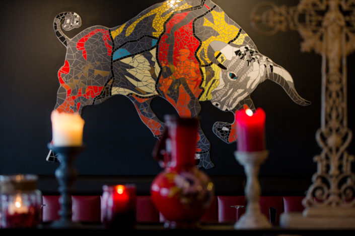 Steakhouse Carnal Maastricht biefstuk wijn