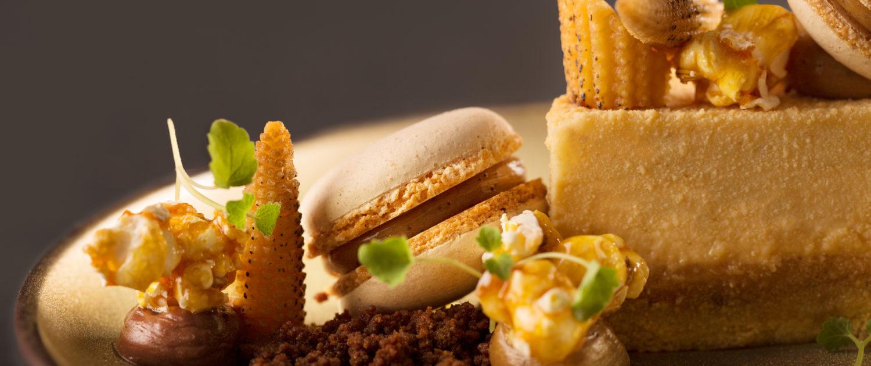 Rantree Maastricht dessert, macarons