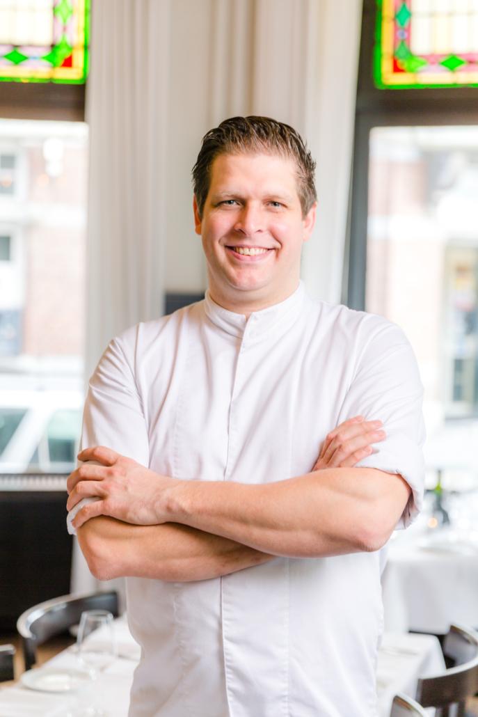 Chef Restaurant Harry's Maastricht