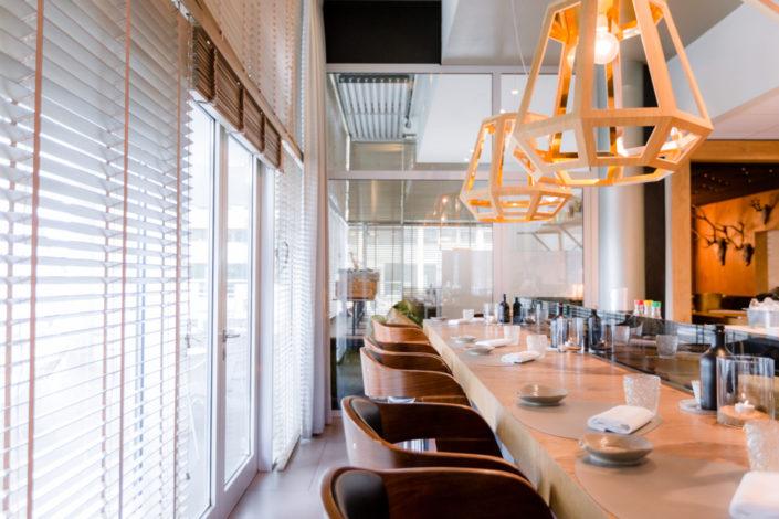 Restaurant Beluga Maastricht interieurfotografie