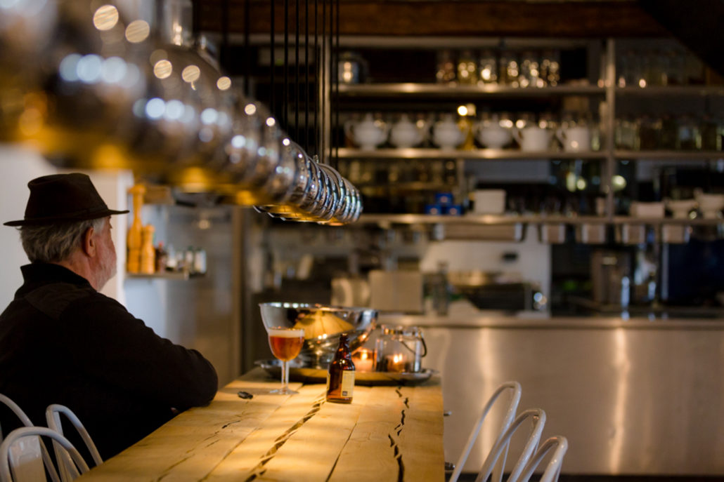 Restaurant Sofa Maastricht interieur