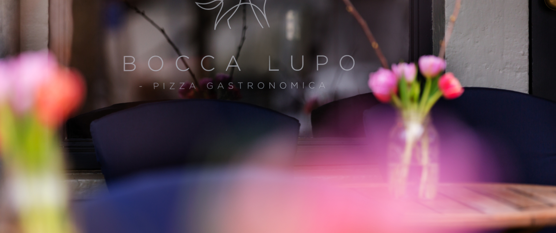 Restaurant Bocca Lupo Italian pizza Maastricht