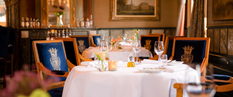 Restaurant Chateau Neercanne Oostwegel Collection