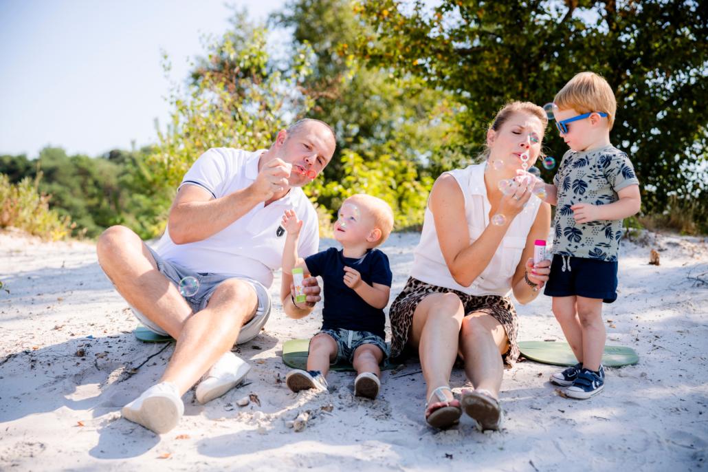 Familieshoot Brunssummerheide