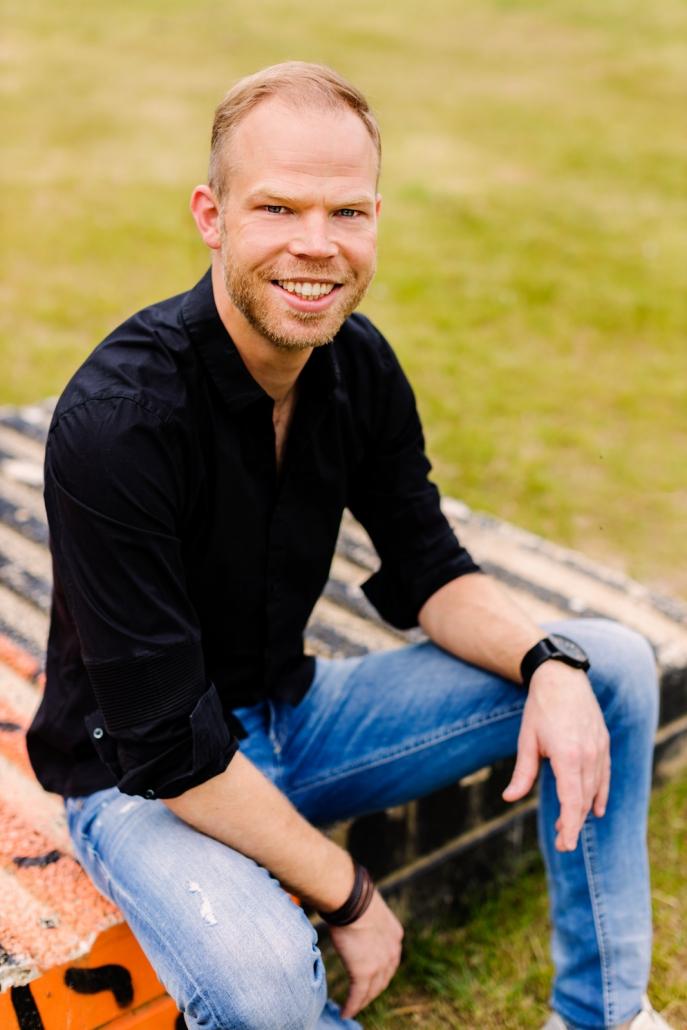 Portretshoot Maurice Heerlen