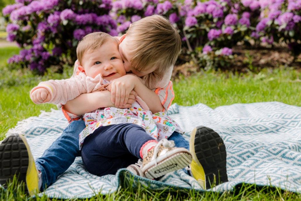 Familieshoot stadspark Sittard